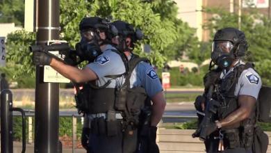 """Photo of """"العنصرية ووحشية الشرطة"""" على طاولة """"حقوق الإنسان"""""""