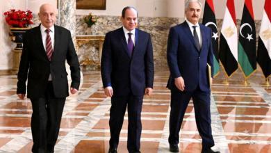 """Photo of دعوات برلمانية لعقد اجتماع عربي طارئ لتفعيل """"المبادرة المصرية"""" في ليبيا"""