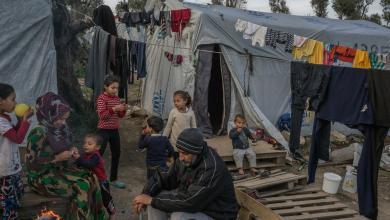 صورة مفوضية اللاجئين: 79.5 مليون شخص نزحوا من ديارهم مع نهاية عام 2019