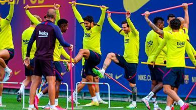 Photo of برشلونة يعود إلى الليغا بمواجهة مايوركا