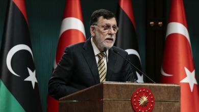 """Photo of السراج: شكرا تركيا.. """"لن نسمح بإقامة أي نوع من الديكتاتورية في ليبيا"""""""