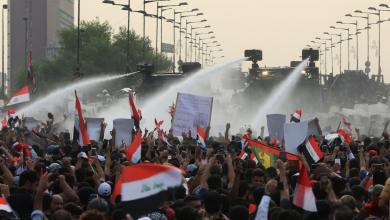 Photo of سقوط قتلى وجرحى باحتجاجات في بغداد