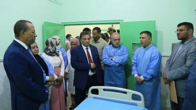 صورة مستشفى الثورة بالبيضاء يوفّر على المرضى مشاق السفر