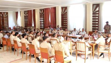 Photo of الاجتماع الأول لجهاز الشرطة الزراعية بالمنطقة الشرقية