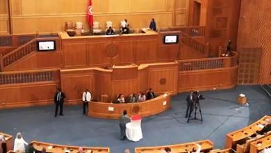 Photo of جلسة تاريخية في البرلمان التونسي لسحب الثقة من الغنوشي