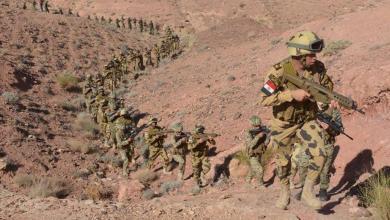 Photo of تستهدف المرتزقة.. الجيش المصري ينفذ مناورات قرب ليبيا