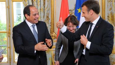 "Photo of ""السيسي"" و""ماكرون"" يتباحثان هاتفياً تطورات الوضع الليبي"