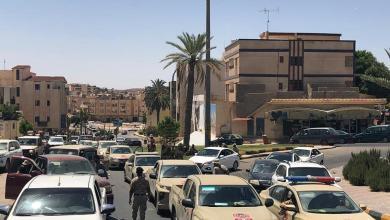 "Photo of ""القوة المشتركة"" تُسيّر دوريات في ترهونة وجنوب طرابلس"