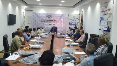 """Photo of """"عمومية"""" التنس والاسكواش تجتمع في طرابلس"""