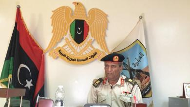 Photo of اللواء المغربي ينفي وقوع اشتباكات قرب الحقول النفطية