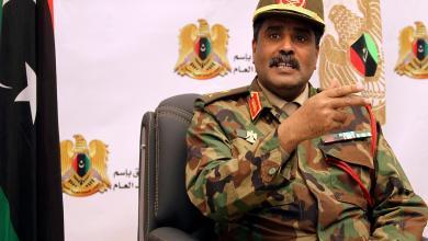 Photo of بيان الجيش الوطني حول استمرار إغلاق النفط