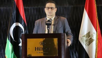 صورة بليحق: قرار البرلمان المصري سيحبط مشروع الفوضى في ليبيا والمنطقة