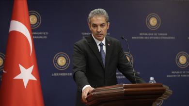 "Photo of اتهامات تركية لفرنسا بـ ""الانحياز"""