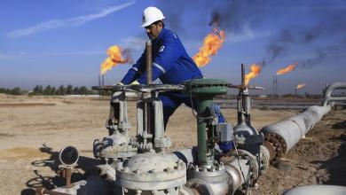 صورة الوطنية للنفط: إغلاق الحقول النفطية فاقم أزمة الكهرباء