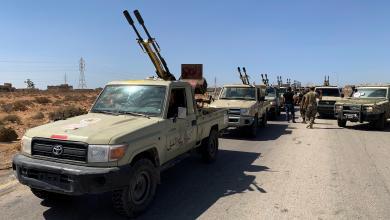 Photo of الوفاق تُحرك رتلاً مسلحاً من مصراتة نحو سرت