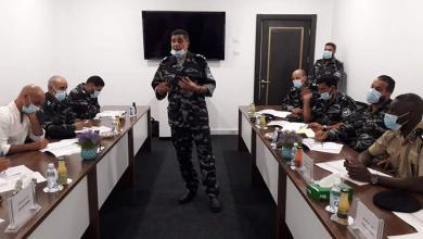"Photo of ""داخلية الوفاق"" في دورة تنشيطية حول الأمن الانتخابي"