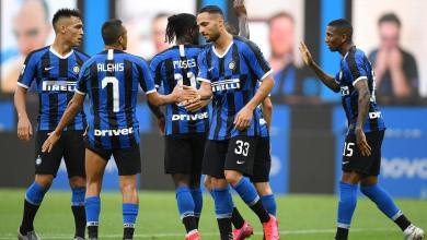 """Photo of الإنتر يكتسح بريشيا بـ""""نصف دستة"""" في الدوري الإيطالي"""