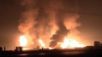 Photo of بعد قصف التاجي.. انفجارات تهز قاعدة سبايكر العراقية