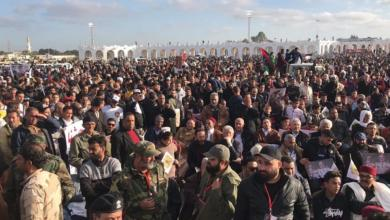 Photo of بنغازي.. دعوة لمظاهرات ضد التدخل العسكري التركي