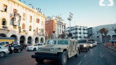 "Photo of تشكيل ""ثوار طرابلس"" يستعرض قواته داخل العاصمة-((صور))"