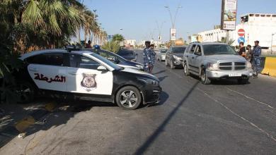 """Photo of """"الداخلية"""" تتابع حضر التجول وضبط الأمن في العاصمة وضواحيها -((صور))"""