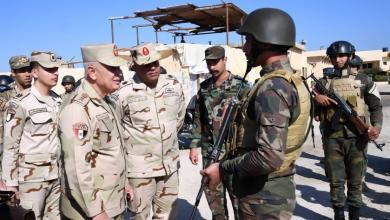Photo of الجيش المصري يكشف تفاصيل مناوراته قرب ليبيا