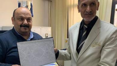"""Photo of تكليف """"العلاقي"""" رئيسا لمجلس الرياضة بطرابلس"""