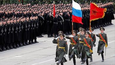 صورة روسيا تتثبت من جاهزية قواتها القتالية