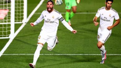 Photo of ريال مدريد يبتعد بصدارة الليغا بفوزه على خيتافي