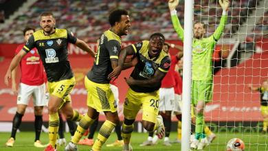Photo of مانشستر يونايتد يتعادل على أرضه أمام ساوثهامبتون