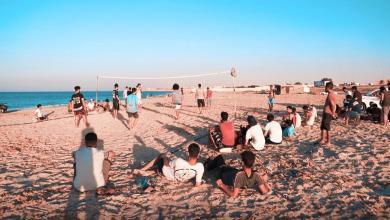 Photo of شباب راس لانوف يتحدون الظروف لممارسة رياضتهم المفضلة