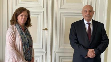 "Photo of رئيس مجلس النواب يلتقي بـ ""ويليامز"" في جنيف"