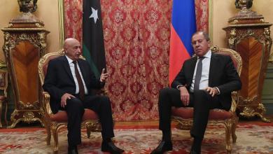 Photo of عقيلة: لا حل عسكريا في ليبيا.. والوساطة الروسية مقبولة