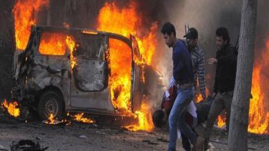 Photo of قتلى وجرحى بانفجار سيارة في تل أبيض بسوريا