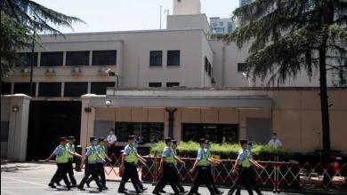 Photo of السلطات الصينية تستولي على مقر القنصلية الأميركية