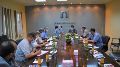 "Photo of اجتماع أول للجنة حصر أضرار المؤسسات التعليمية بسبب ""حرب طرابلس"""