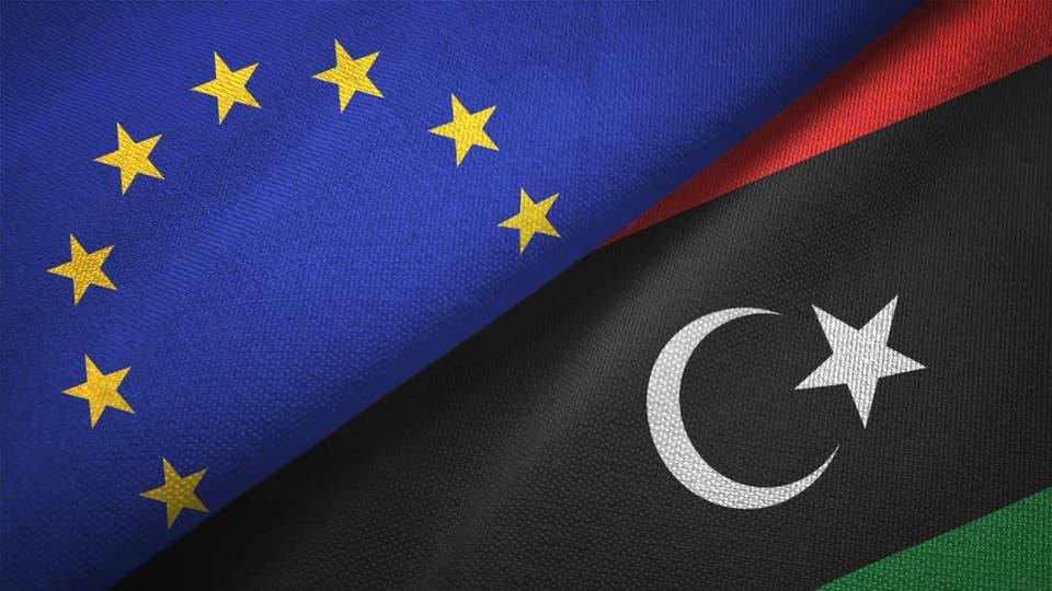 ليبيا - أوروبا