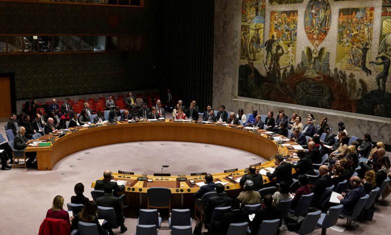 """صورة موسكو تعتزم عرقلة قرار أمريكي بشأن """"كيماوي سوريا"""" بمجلس الأمن"""