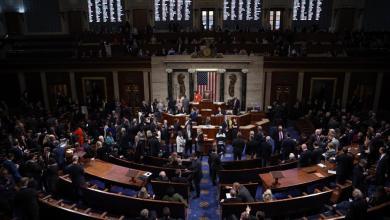 صورة النواب الأميركيون يقرون قانون تفويض الدفاع الوطني