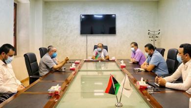 """صورة مصراتة.. إعادة تشكيل """"العليا لمجابهة كورونا"""" بعد استقالة رئيسها"""