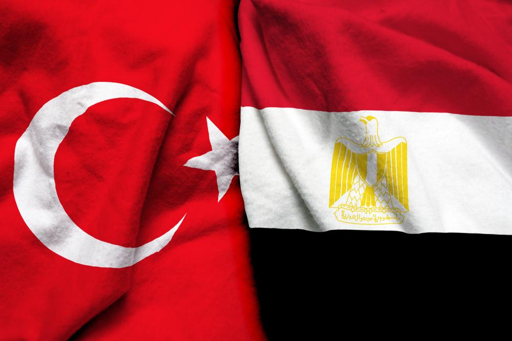 مصر - تركيا