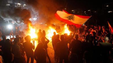 صورة أزمة لبنان خارج السيطرة.. والحريري يضع شروطاً للعودة