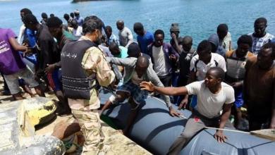 Photo of إنقاذ 300 مهاجر قبالة ليبيا.. وآخرين عالقين وسط البحر