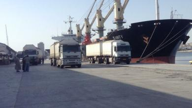 Photo of وصول 25 ألف طن بنزين وبضائع مختلفة لميناء طرابلس