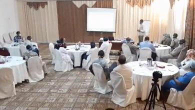 Photo of غات.. دورة تدريبية لمكافحة وباء كورونا