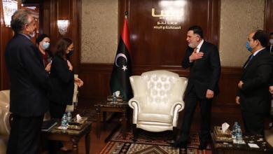 صورة إيطاليا تدرس مع الوفاق مراحل عودة شركاتها إلى ليبيا