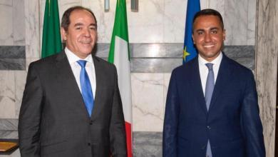 Photo of قلق إيطالي جزائري من التدخلات الخارجية في ليبيا