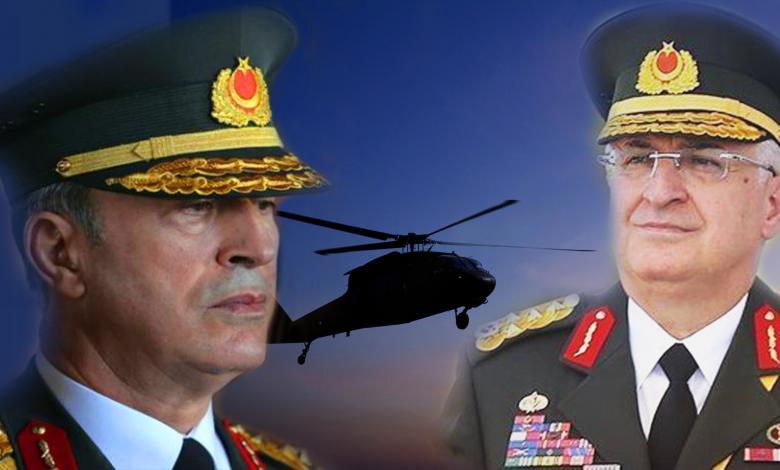 Photo of هليكوبتر وفرقاطة حربية.. 218 تكشف تفاصيل ليلة الوفد التركي في ليبيا