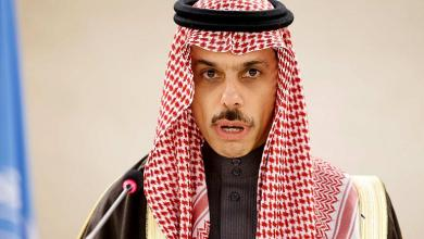 """صورة تأكيدات سعودية على""""الدعم الكامل"""" للموقف المصري لحل الأزمة الليبية"""