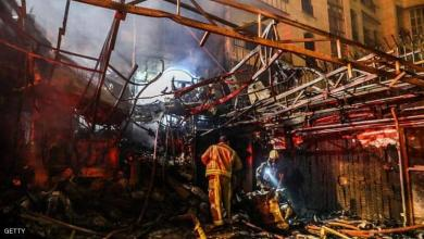 Photo of مقتل 19 شخصا في انفجار منشأة طبية في إيران